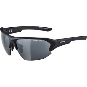 Alpina Lyron HR Glasses black matt